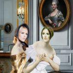 Ladies of Versailles by Martine Brand